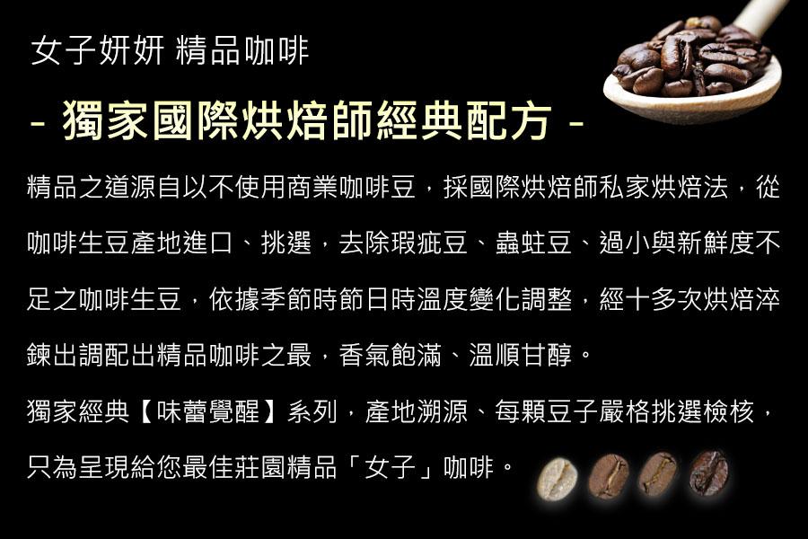 瑰夏村藝伎特調-半磅/袋 x 2袋