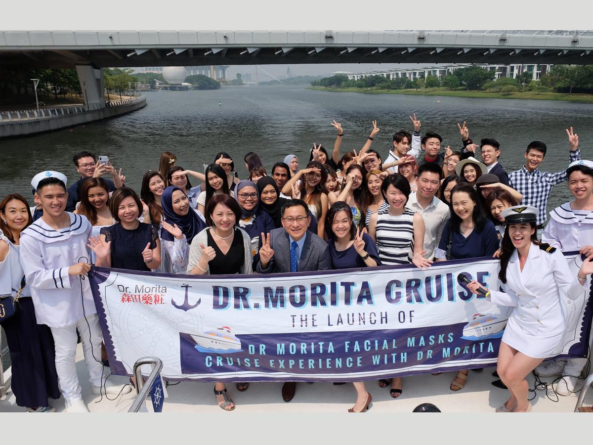 台灣藥粧面膜推黃金奢華體驗 前進馬來西亞擴展美麗商機
